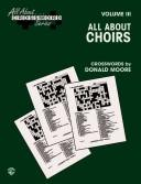 Cover of: All About Choirs | Donald Moore