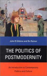 Cover of: The politics of postmodernity