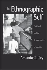 Cover of: The ethnographic self