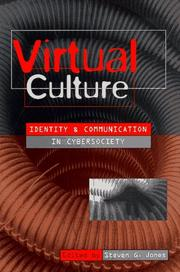 Cover of: Virtual Culture
