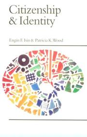 Cover of: Citizenship and identity