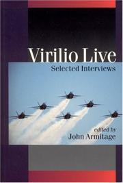 Cover of: Virilio live: selected interviews