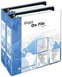 Cover of: Maps on File, 2007 (Maps on File) | Facts on File