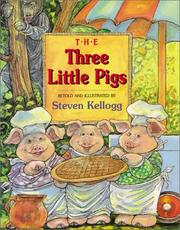 Cover of: The Three Little Pigs | Kellogg, Steven.