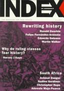 Cover of: Index on Censorship 3 1995 (Index on Censorship)