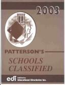 Cover of: Patterson