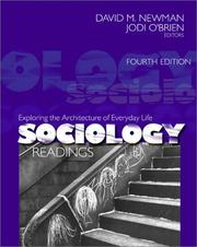 Cover of: Sociology |