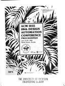 Acm IEEE Twentieth Design Automation Conference Proceedings