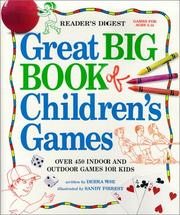 Cover of: Readers Digest Great Big Book of Children