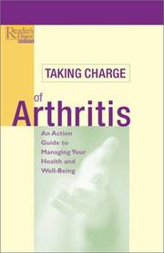 Cover of: Taking Charge of Arthritis
