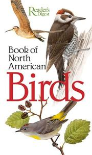 Cover of: Book of North American Birds | Reader