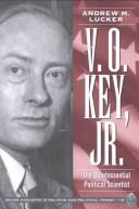 Cover of: V.O. Key, Jr