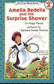 Cover of: Amelia Bedelia and the Surprise Shower | Peggy Parish