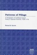 Cover of: Patterns of Pillage | Peter R. Galvin
