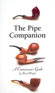 Cover of: The pipe companion