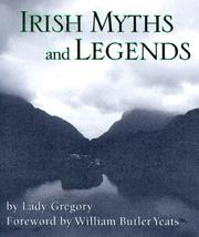 Cover of: Irish myths and legends