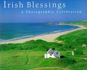 Cover of: Irish blessings | Ashley Shannon