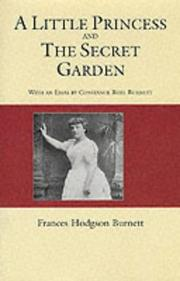 Cover of: A Little Princess and the Secret Garden