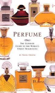 Cover of: Perfume