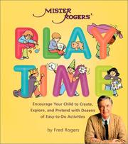 Cover of: Mister Rogers' playtime