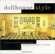 Cover of: Dollhouse Style