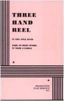 Cover of: Three Hand Reel