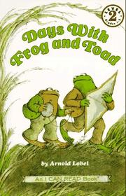 Cover of: Days with Frog and Toad | Arnold Lobel