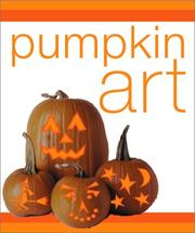 Cover of: Pumpkin Art