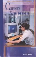 Cover of: Careers in Web Design by Walter G. Oleksy