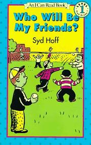 Cover of: Who Will Be My Friends?