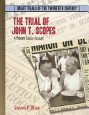 The trial of John T. Scopes