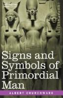 Cover of: The Signs and Symbols of Primordial Man (Signs & Symbols of Primordial Man)