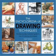 Cover of: The Encyclopedia Of Drawing Techniques (Encyclopedia of Techniques) | Hazel Harrison