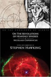 Cover of: On The Revolutions of Heavenly Spheres (On the Shoulders of Giants)
