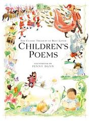 Cover of: The Classic Treasury Of Best-Loved Children's Poems (Classic Treasury)