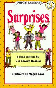 Cover of: Surprises