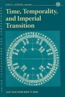 Cover of: Time, Temporality, And Imperial Transition