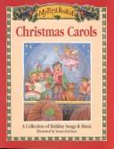 Cover of: My 1st Book of Christmas Carols