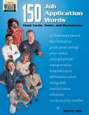 Cover of: 150 Job Application Words