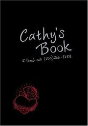 Cover of: Cathy's book