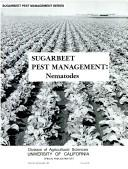 Cover of: Sugarbeet Pest Management | Philips Roberts