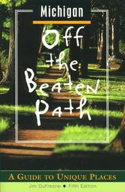 Cover of: Michigan Off the Beaten Path