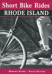 Cover of: Short bike rides in Rhode Island