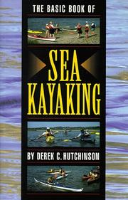 Cover of: The basic book of sea kayaking