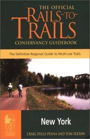 Cover of: The official Rails-to-Trails Conservancy guidebook