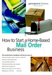 Cover of: How to Start a Home-Based Mail Order Business, 2nd