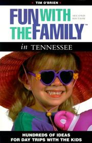 Cover of: Fun with the Family in Tennessee
