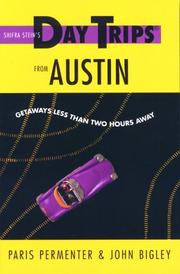Cover of: Day Trips from Austin | Paris Permenter
