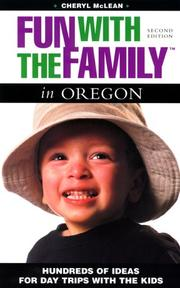 Cover of: Fun with the Family in Oregon