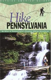 Cover of: Hike Pennsylvania